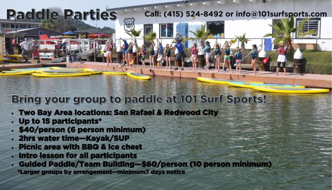 Paddle Parties 670