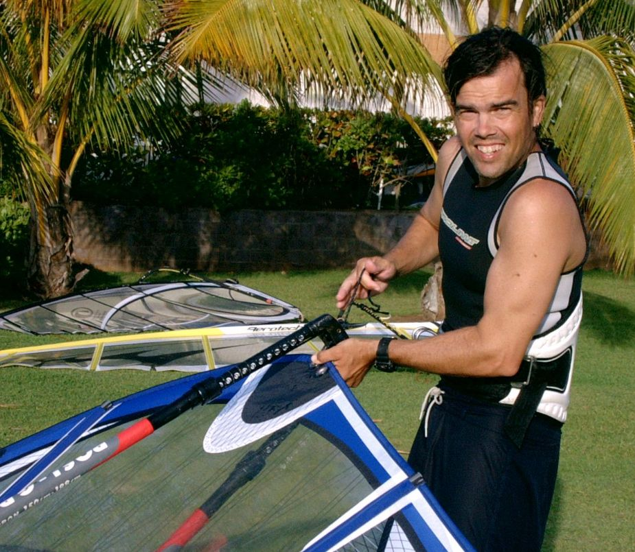 Windsurfing Lessons with Jason Voss