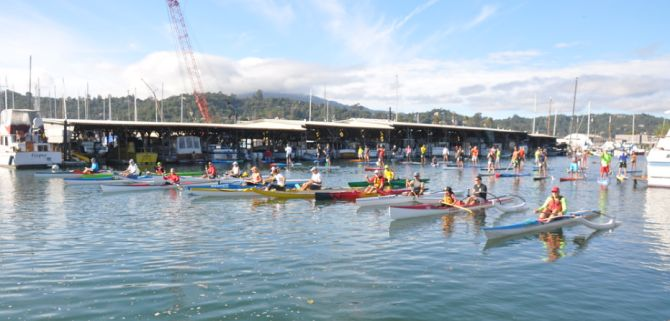 2017/18 Winter Paddle Racing Season at 101 Surf Sporst