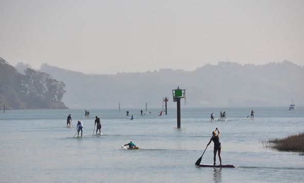 Try before you buy with the 101 Surf Sport SUP demo program
