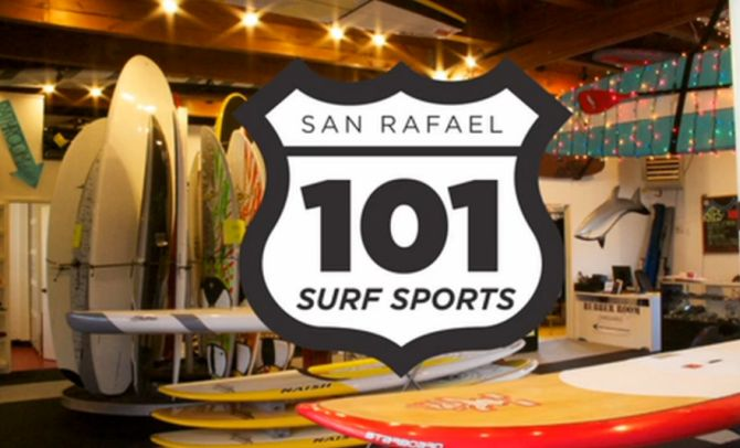 101 Surf Sports TV Commercial