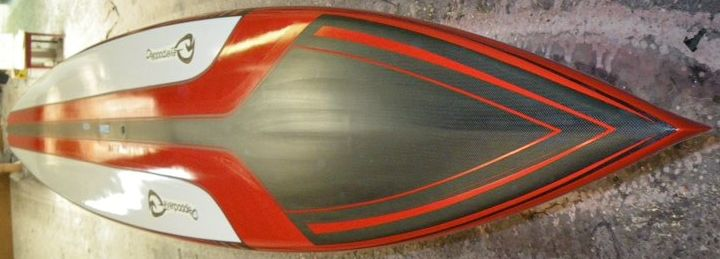 Custom SUP race board