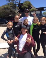 Kids Surfing Camps Lessons and instruction