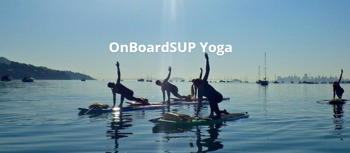 Stand Up Paddleboard Yoga Redwood City