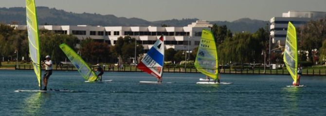 Glenn Taylor Memorial Windsurfing Race