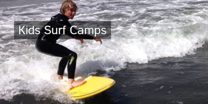 Stinson Beach Surf Camps for Kids