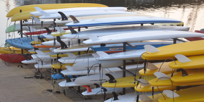 Rental Paddleboards and Kayaks