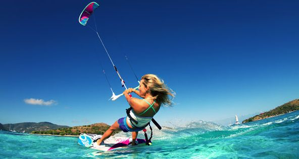 Introduction to Kiteboarding Lesson