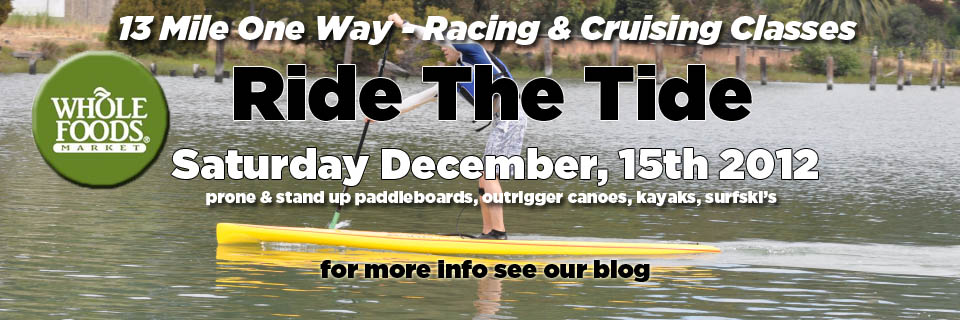 Ride the Tide Stand Up Paddleboarding and Kayaking long distance on San Francisco Bay